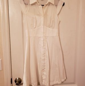 Button Up Victorias Secret Dress